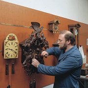 and controlled by our expert clockmakers before they are shipped-out to our customers.