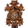 Original handmade Black Forest Cuckoo Clock  / Made in Germany 2-8248-4nu