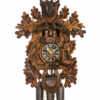 Original handmade Black Forest Cuckoo Clock  / Made in Germany 2-8687-5t