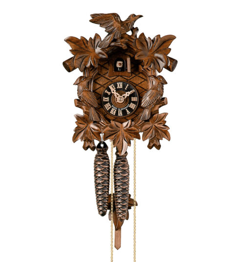 Cuckoo-Clock-from-black-forest-Germany-101
