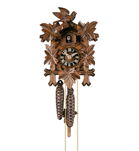 Cuckoo-Clock-from-black-forest-Germany-1201