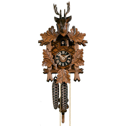 Cuckoo-Clock-from-black-forest-Germany-1223