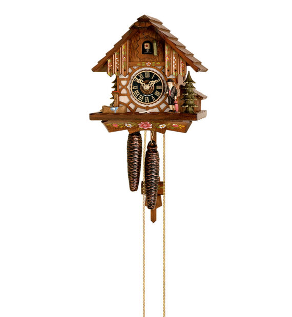 Cuckoo-Clock-from-black-forest-Germany-1232