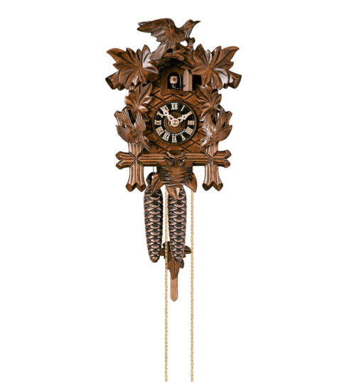 Cuckoo-Clock-from-black-forest-Germany-125