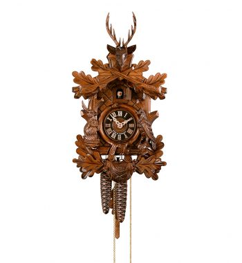 Cuckoo-Clock-from-black-forest-Germany-134_2