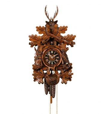 Cuckoo-Clock-from-black-forest-Germany-134_3