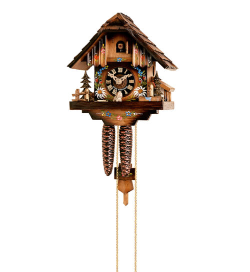Cuckoo-Clock-from-black-forest-Germany-155