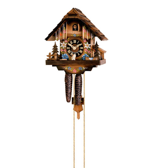 Cuckoo-Clock-from-black-forest-Germany-157
