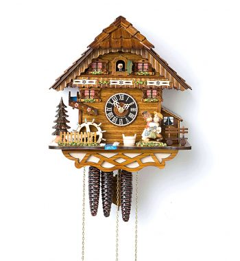 Cuckoo-Clock-from-black-forest-Germany-6278M