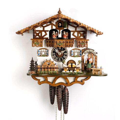 Cuckoo-Clock-from-black-forest-Germany-664T-Zenzi