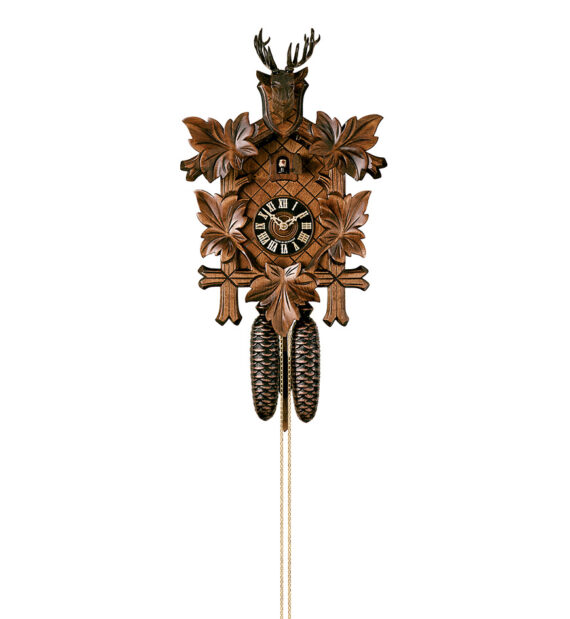 Cuckoo-Clock-from-black-forest-Germany-805_4