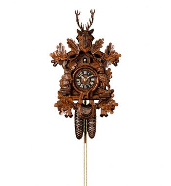 Cuckoo-Clock-from-black-forest-Germany-8234_4