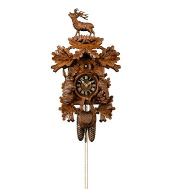 Cuckoo-Clock-from-black-forest-Germany-8248_5