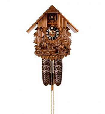 Cuckoo-Clock-from-black-forest-Germany-8297_3