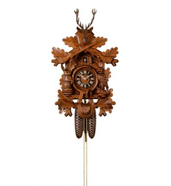 Cuckoo-Clock-from-black-forest-Germany-834_4