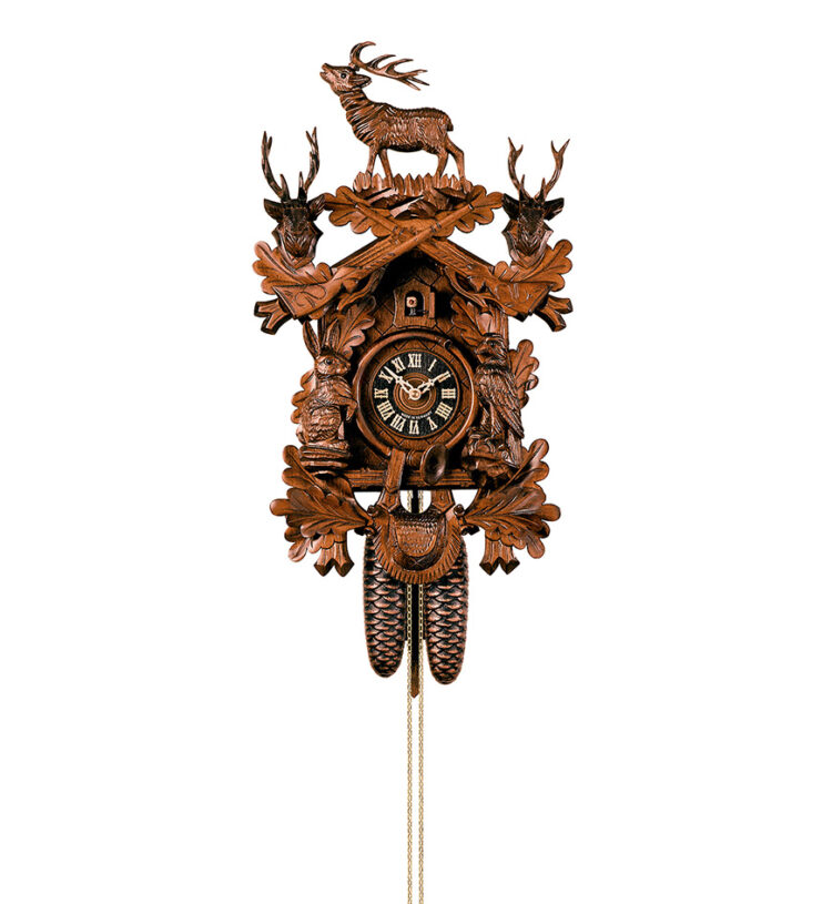 Cuckoo-Clock-from-black-forest-Germany-837_4