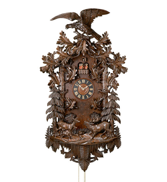 Cuckoo-Clock-from-black-forest-Germany-8610_10T