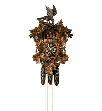 Cuckoo-Clock-from-black-forest-Germany-8620_5T