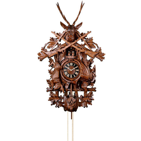 Cuckoo-Clock-from-black-forest-Germany-8630_8T