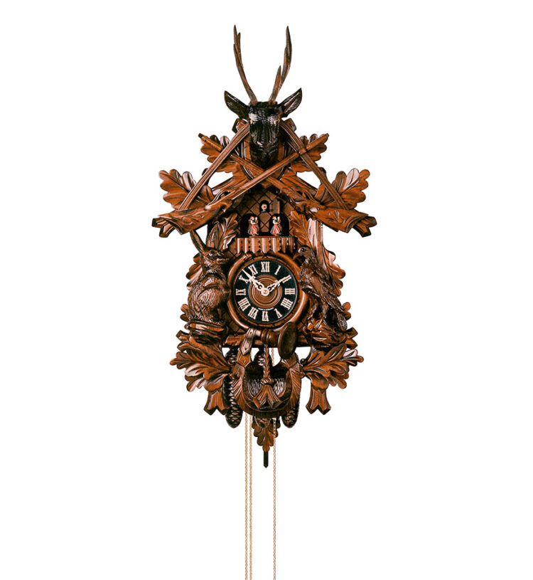 Cuckoo-Clock-from-black-forest-Germany-8634_6T