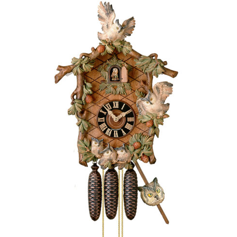 Cuckoo-Clock-from-black-forest-Germany-8639_6