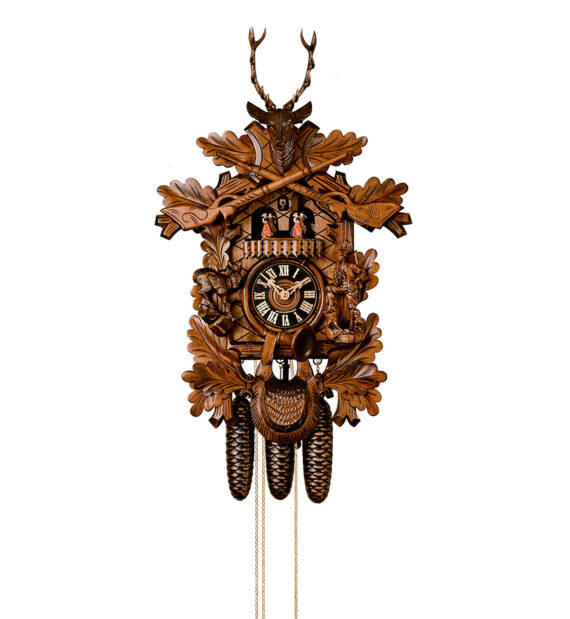 Cuckoo-Clock-from-black-forest-Germany-8674_5T