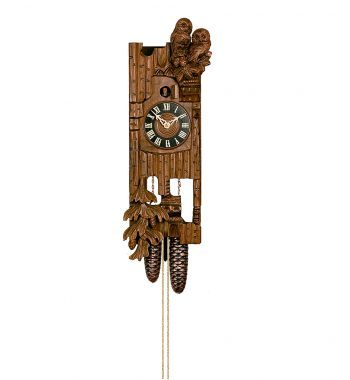 Cuckoo-Clock-from-black-forest-Germany-869
