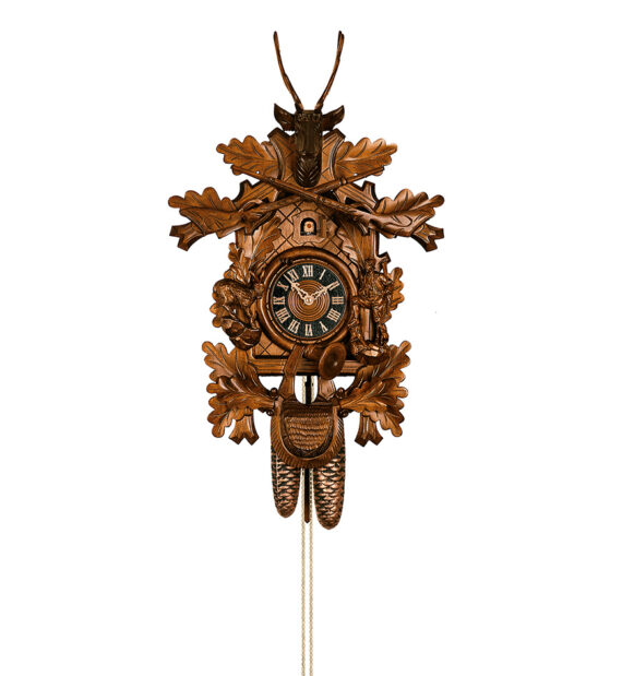Cuckoo-Clock-from-black-forest-Germany-874_5
