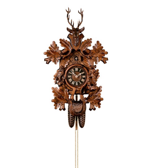 Cuckoo-Clock-from-black-forest-Germany-887_5