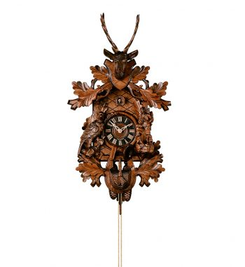Cuckoo-Clock-from-black-forest-Germany-887_6