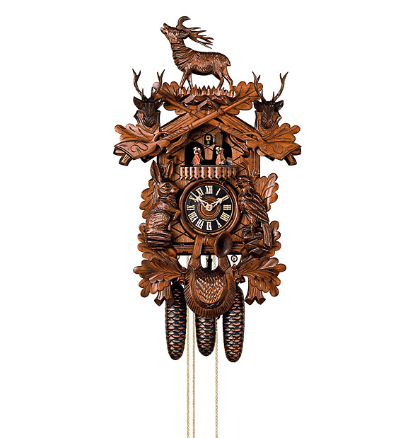 Cuckoo-Clock-from-the-Black-Forest-Made-in-Germany-2-8637-5t