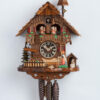 Original handmade Black Forest Cuckoo Clock  / Made in Germany 2-6777t