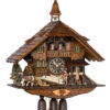 Original handmade Black Forest Cuckoo Clock  / Made in Germany 2-86230t