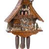 Original handmade Black Forest Cuckoo Clock  / Made in Germany 2-86266T