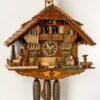 Original handmade Black Forest Cuckoo Clock  / Made in Germany 2-8638t