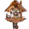 Original handmade Black Forest Cuckoo Clock  / Made in Germany 2-1233