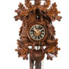Original handmade Black Forest Cuckoo Clock  / Made in Germany 2-1277-3nu