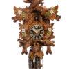 Original handmade Black Forest Cuckoo Clock  / Made in Germany 2-4700-3ed