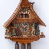 Original handmade Black Forest Cuckoo Clock  / Made in Germany 2-86209t