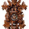 Original handmade Black Forest Cuckoo Clock  / Made in Germany 2-86234-4tnu