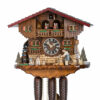 Original handmade Black Forest Cuckoo Clock  / Made in Germany 2-86245t