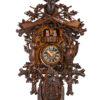 Original handmade Black Forest Cuckoo Clock  / Made in Germany 2-86261-6tnu