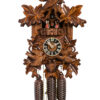 Original handmade Black Forest Cuckoo Clock  / Made in Germany 2-867400-4tnu