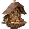 Original handmade Black Forest Cuckoo Clock  / Made in Germany 2-86760t