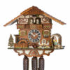 Original handmade Black Forest Cuckoo Clock  / Made in Germany 2-86764t Zenzi