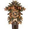 Original handmade Black Forest Cuckoo Clock  / Made in Germany 2-883-4bu