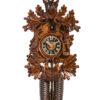 Original handmade Black Forest Cuckoo Clock  / Made in Germany 2-887-3nu